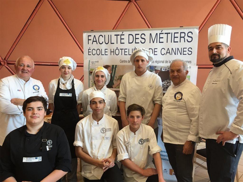 Franitalia, il primo concorso culinario di Impact