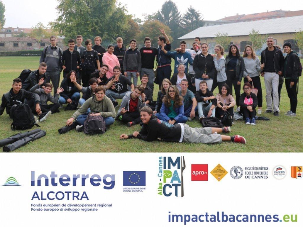 À Alba, premier échange entre l'Italie et la France dans le cadre du projet Alcotra IMPACT