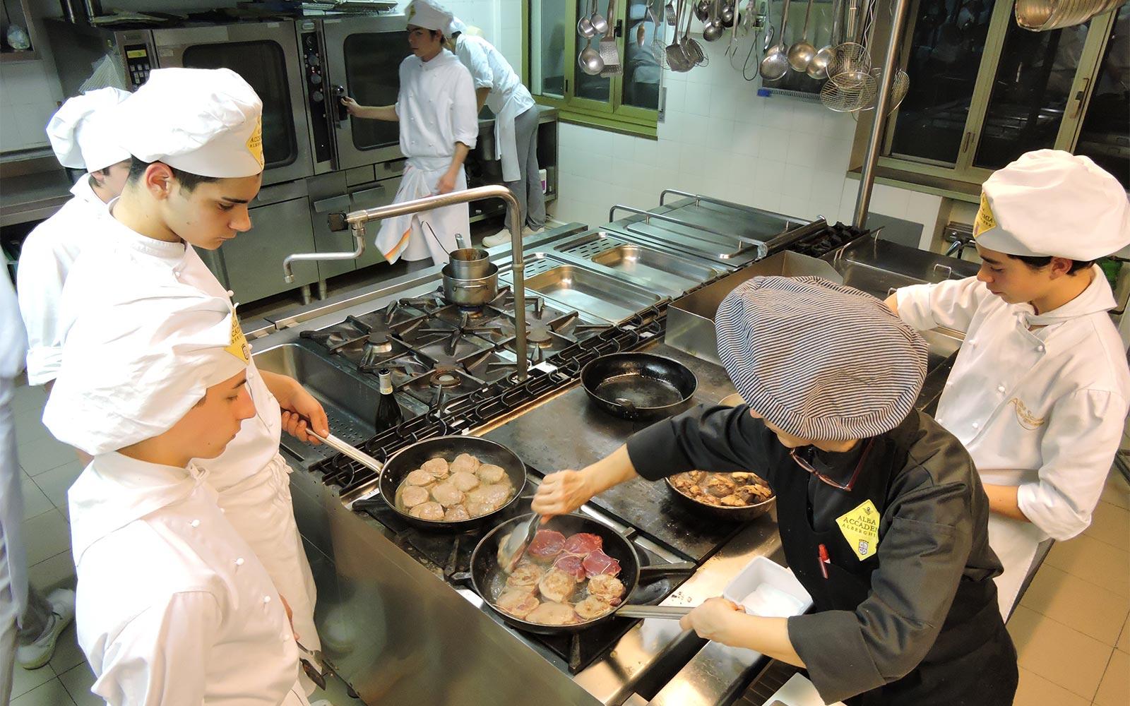 Corso cucina Alba